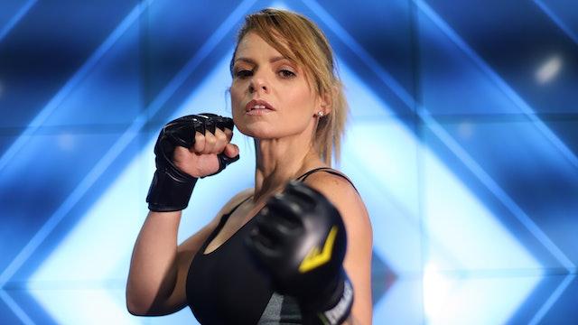 45 min | Entrenamiento de combate | Ivanna Campbell | 20/04/21