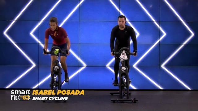 45 min | Cycling | Isabel posada y Lu...