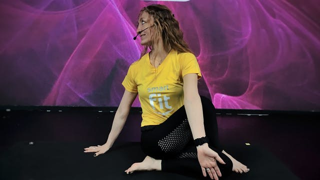 45 min I Yoga I Tzacil Cervantes I 31...