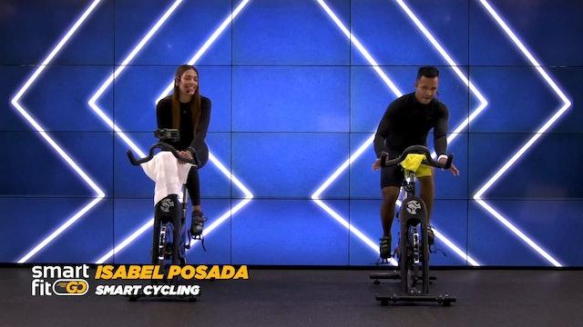 45 min | Cycling | Isabel Posada y Alexander Álvarez 8/01/21