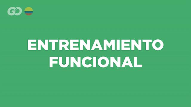 Entrenamiento funcional - COL