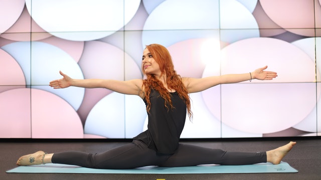 25 min I Yoga I Maribel Barrera y Daniela Orozco I 20/10/21