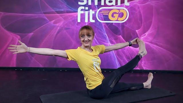 45 min I Yoga I Tzacil Cervantes I 27...
