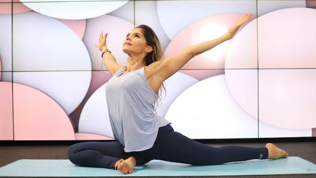 35 min | Yoga | Marisol Gómez y Karen...