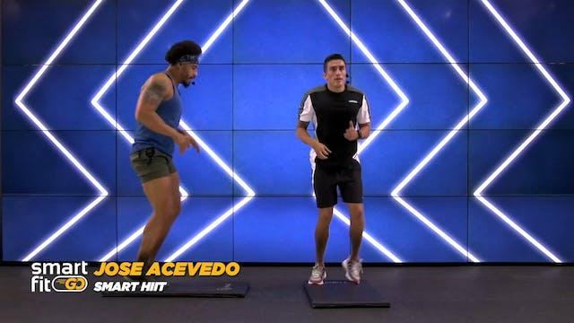 45 min | Quema de grasa | Esteban Uri...