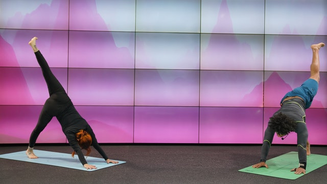 25 min | Yoga | Maribel Barrera y Esteban Uribe | 11/09/21