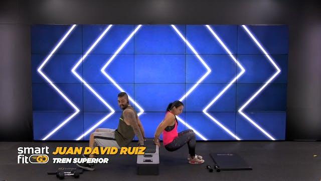 45 min | Brazos definidos | Juan Davi...
