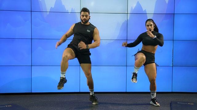 45 min | Quema de grasa | Karen Zapata y Sebastian Parra | 05/08/21