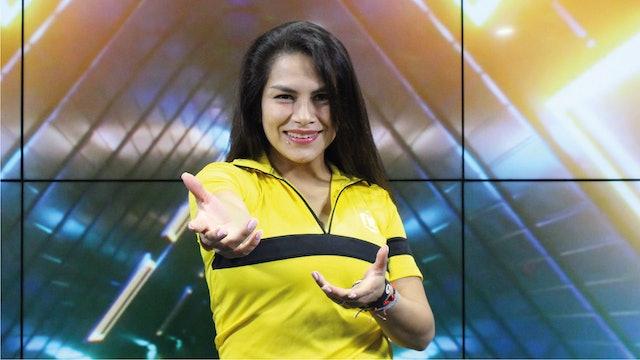 45 min | Quema calorías bailando | Joa Mirang | 01/09/21