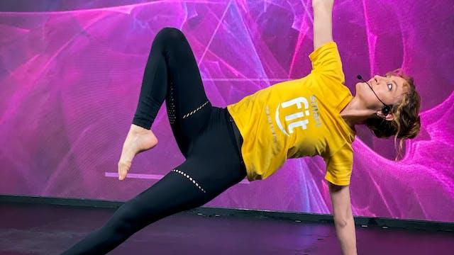 45 min I Yoga I Tzacil Cervantes I 02...