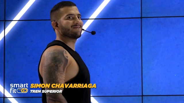45 min | Brazos definidos | Simón Chavarriaga y William Jaramillo 15/01/21