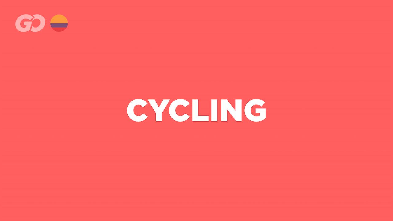 Cycling - COL