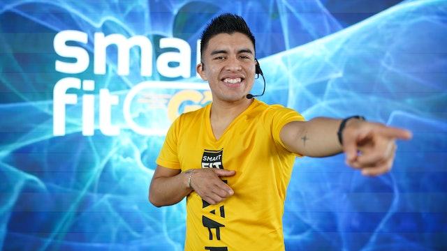 45 min I Quema calorías bailando I Aldo Vivanco I 15/09/21