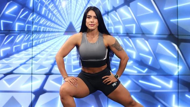 45 min   Glúteos y piernas de acero   Valentina, Karen y Ana    05/06/21