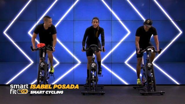 45 min | Cycling | Isabel Posada y Se...