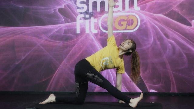 45 min I Yoga I Tzacil Cervantes I 09/07/21
