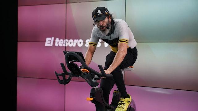 45 min | Cycling | Juan Gómez | 21/09/21