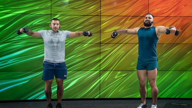 45 min |Entrena todo tu cuerpo | Jeison Alzate y Simón Chavarriaga | 30/06/21