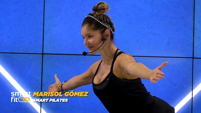 45 min | Pilates | Marisol Gómez 2/02/21