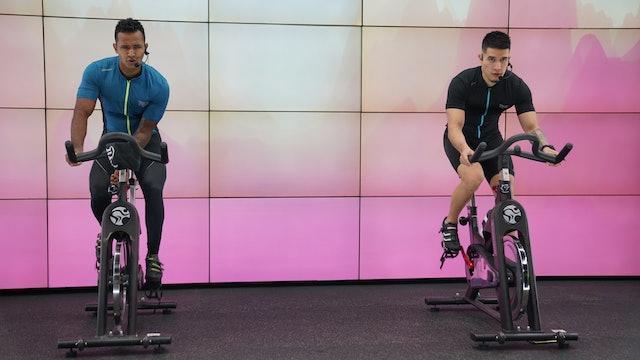 45 min | Cycling | Alexander Álvarez y Alejandro Forero | 20/08/21
