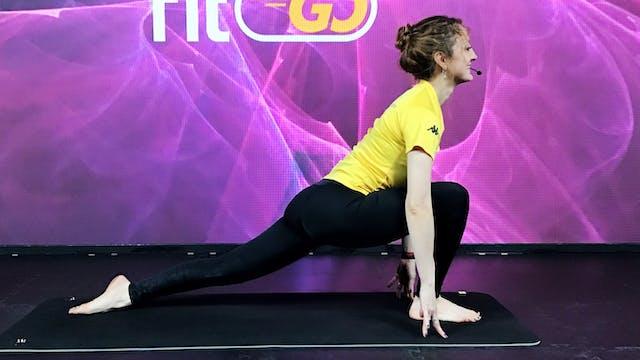 45 min I Yoga I Tzacil Cervantes I 21...