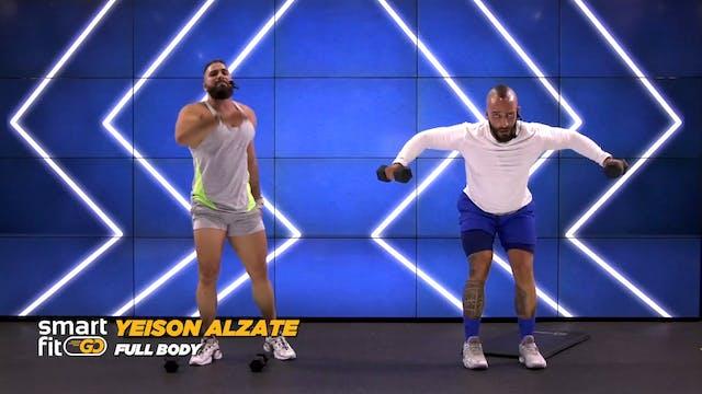 45 min | Entrena todo el cuerpo | Yei...