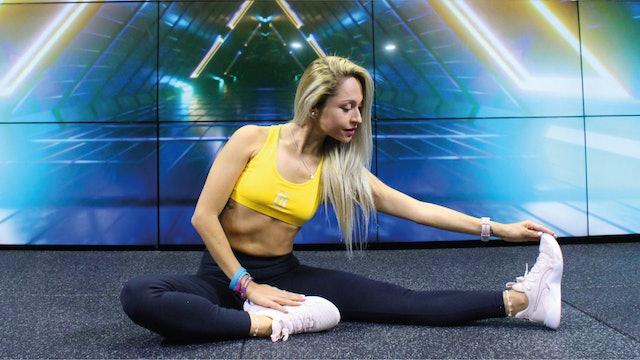 20 min | Mejora tu flexibilidad | Karen Ruiz | 17/09/21