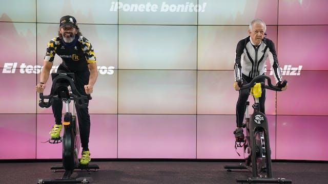 45 min | Cycling | Juan Gómez y Lucho...