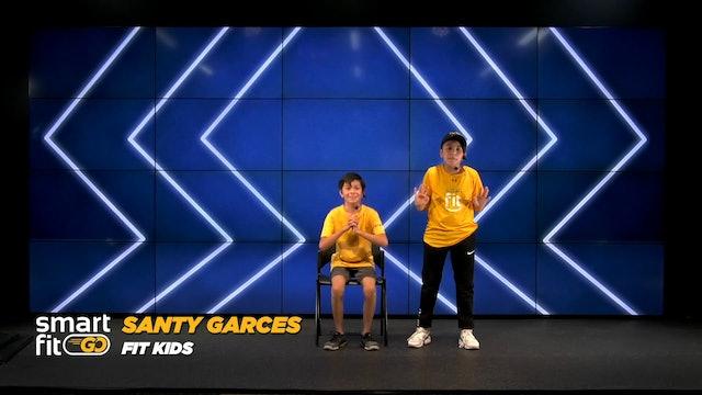 25 min | Enteramiento para niños | Santy Garcés y Matías Velásquez 15/01/21