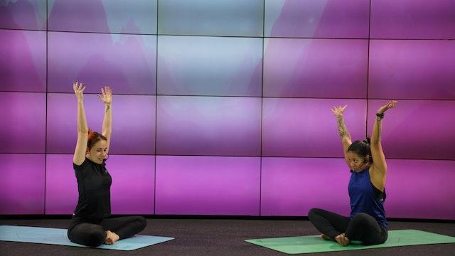 25 min | Yoga | Maribel Barrera y Daniela Orozco | 22/09/21