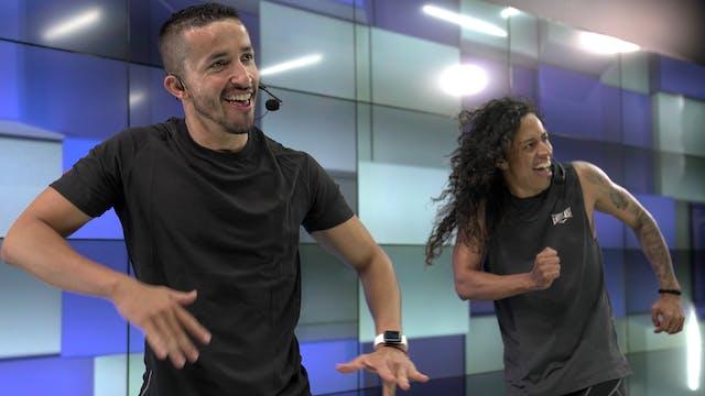 45 min | Quema calorías bailando | Re...