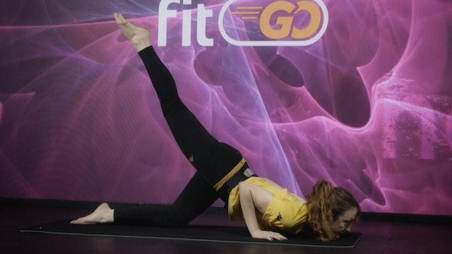 45 min I Yoga I Tzacil Cervantes I 12/07/21
