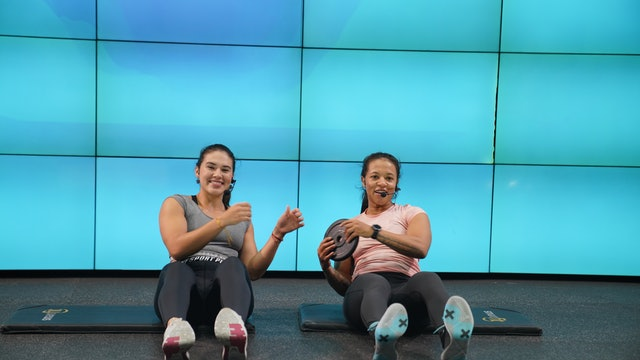 25 min | Abdomen definido | Ana Moreno y Daniela Orozco | 13/09/21