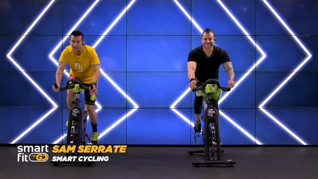 45 min | Cycling | Sam Serrate y José...