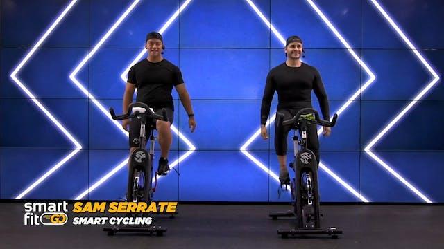 45 min | Cycling | Juan Cano y Sam Se...