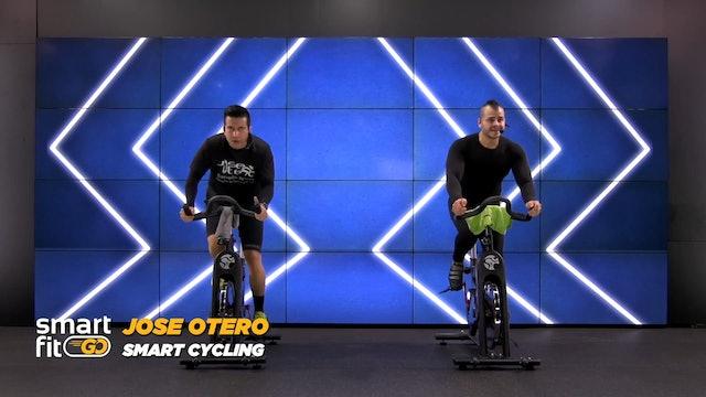 45 min | Cycling | José Otero y Sam Serrate 4/01/21