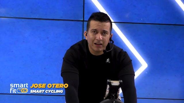 45 min   Cycling   Jose Otero 15/02/21