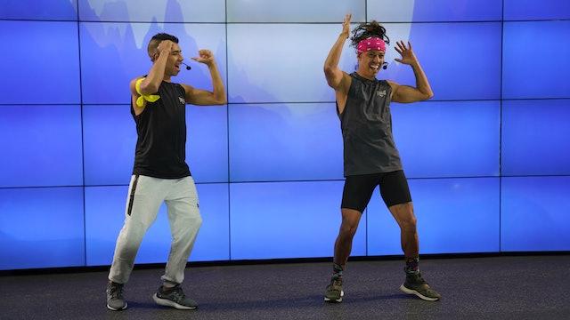45 min | Quema calorías bailando | Andrés Gil y Juan Restrepo | 02/08/21