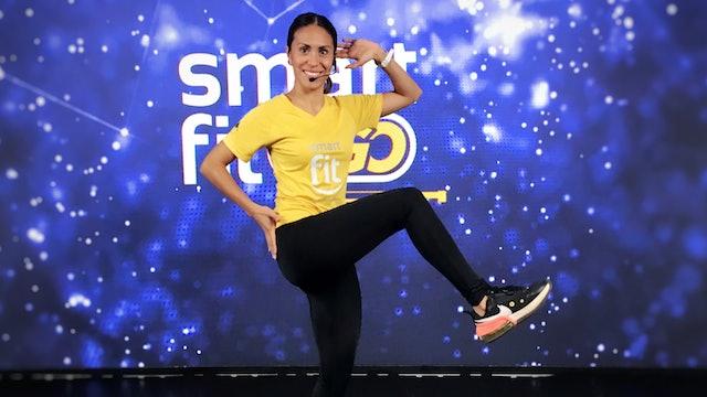 45 min I Quema calorías bailando I Nancy Galicia I 24/06/21