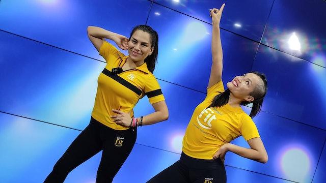 45 min | Quema calorías bailando | Joa Mirang y Violeta Chamorro | 16/09/21