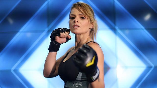 45 min | Entrenamiento de combate | Victor Rodriguez e Ivanna Campbell 19/05/21