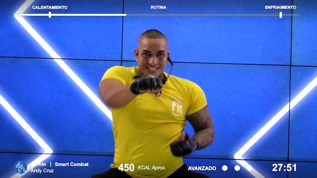 45 min | Entrenamiento de combate | Andy Cruz 10/01/21