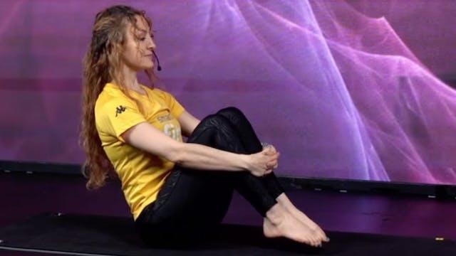 35 min I Yoga I Tzacil Cervantes I 17...