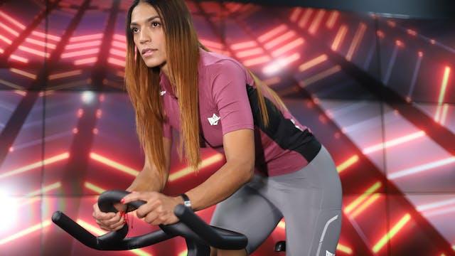 45 min   Cycling   Isabel Posada y Sa...