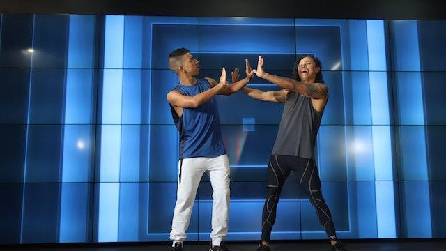 45 min | Quema calorías bailando | Andres, Juan y Diana | 12/06/21