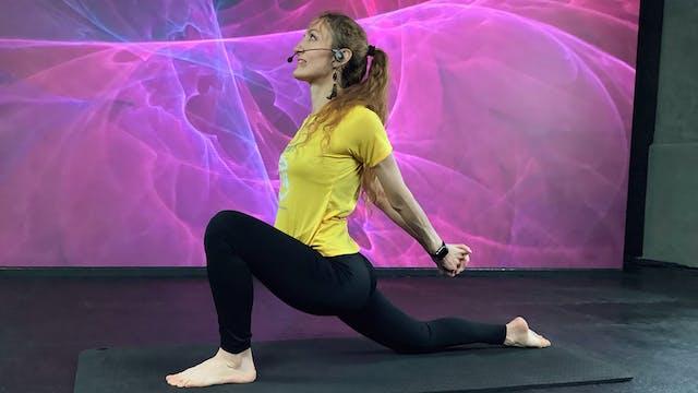 45 min I Yoga I Tzacil Cervantes I 20...