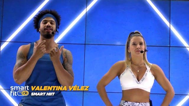 45 min   Quema de grasa   Valentina V...
