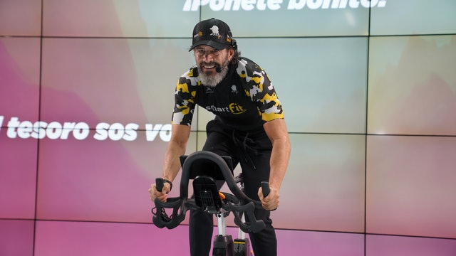 45 min | Cycling | Juan Gómez | 17/08/21