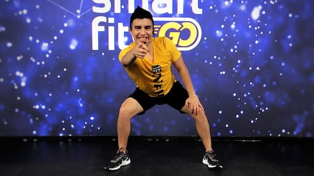 45 min I Quema calorías bailando I Aldo Vivanco I 30/06/21