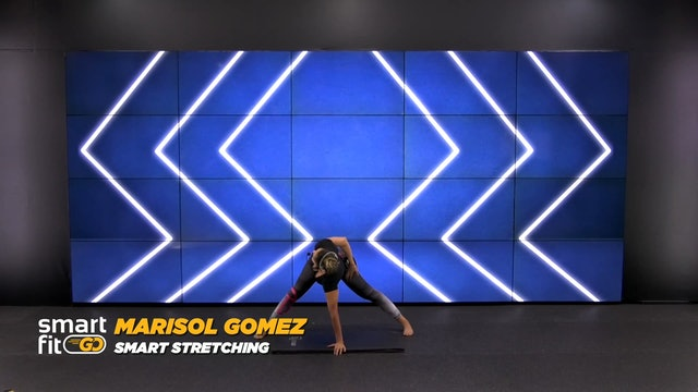 45 min   Mejora la flexibilidad    Marisol Gómez 23/02/21